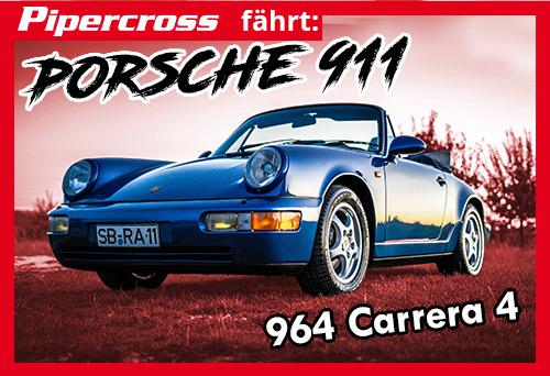 Wir fahren den alten Porsche 964
